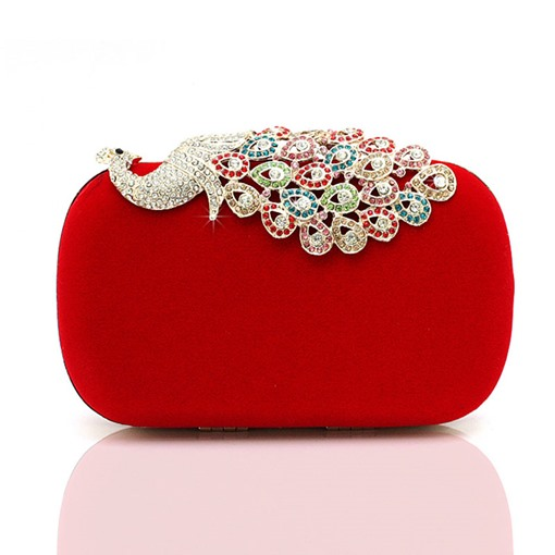 Ericdress Banquet Animal Rectangle Clutches Evening Bags
