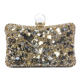 Ericdress Banquet Rectangle Fashion Clutches & Evening Bags