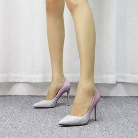 Ericdress Slip-On Pointed Toe Casual Prom Shoes