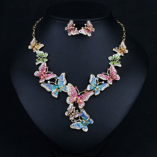 Ericdress Alloy Animal Romantic Wedding Jewelry Sets