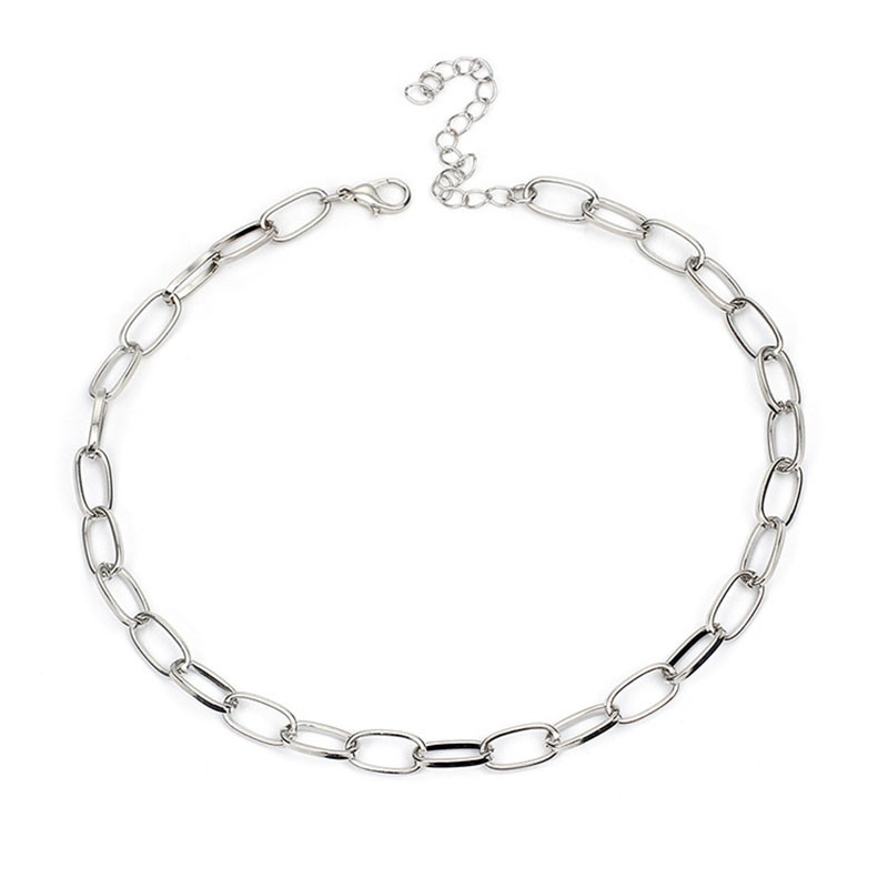 Ericdress Link Chain European E-Plating Female Necklaces