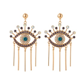 Ericdress Vintage Alloy Wedding Women's Earrings