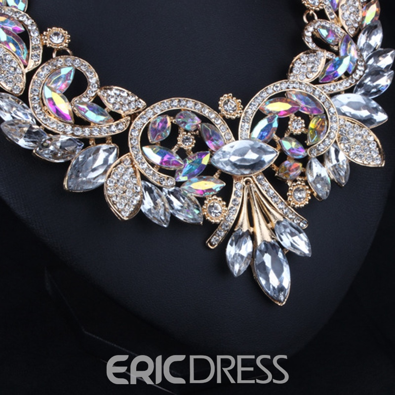 Ericdress Romantic Necklace Gift Women's Jewelry Sets