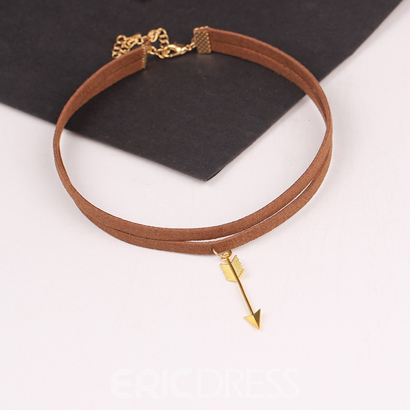 Ericdress Pendant Rope Chain Korean Female Necklaces