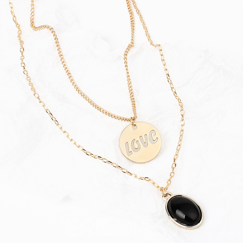 Ericdress Romantic Letter Female Necklaces