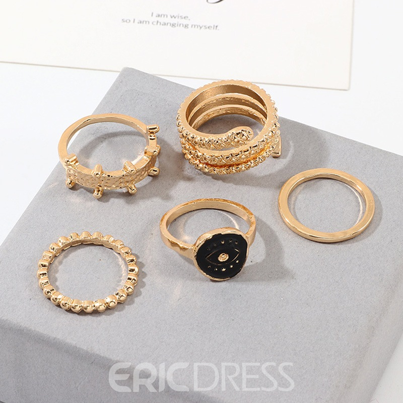 Ericdress E-Plating Western Gift Rings