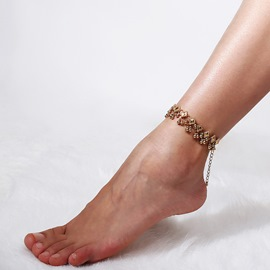 Ericdress Sweet E-Plating Alloy Anklets