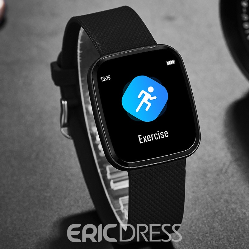 Ericdress Water Resistant Square Water Resistant Watches