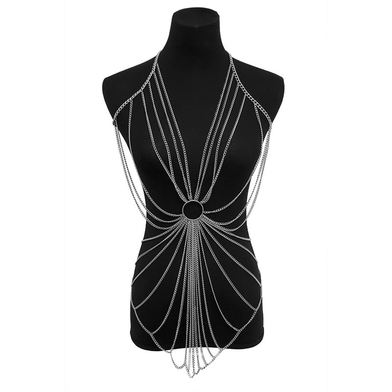Ericdress Body Chain Vintage Female Necklaces