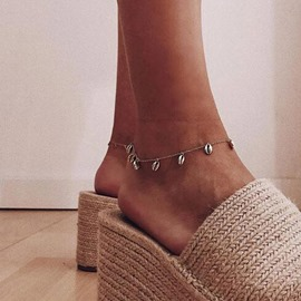 Ericdress Female Sweet Alloy Anklets