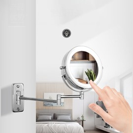 Ericdress Hang Wall Extension-Type Round Mirror