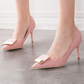 Ericdress Stiletto Heel 3D Pointed Toe Casual Thin Shoes