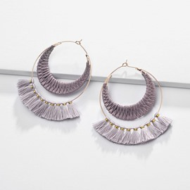 Ericdress Vintage Alloy Wedding Earrings