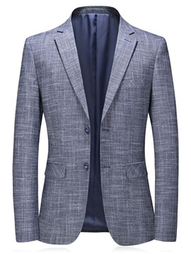 Ericdress Formal Notched Lapel Single-Breasted Men's Blazer