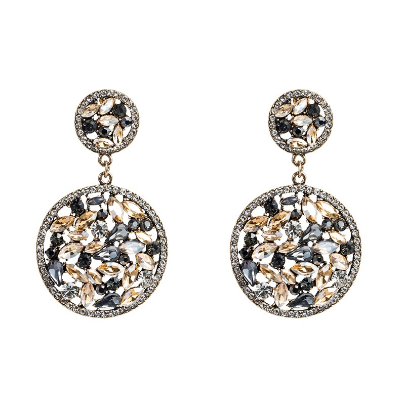 Ericdress Alloy Romantic Party Earrings