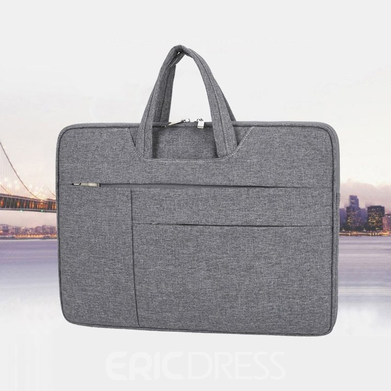 Ericdress Polyester Plain Office Tote Bag Laptop Bags