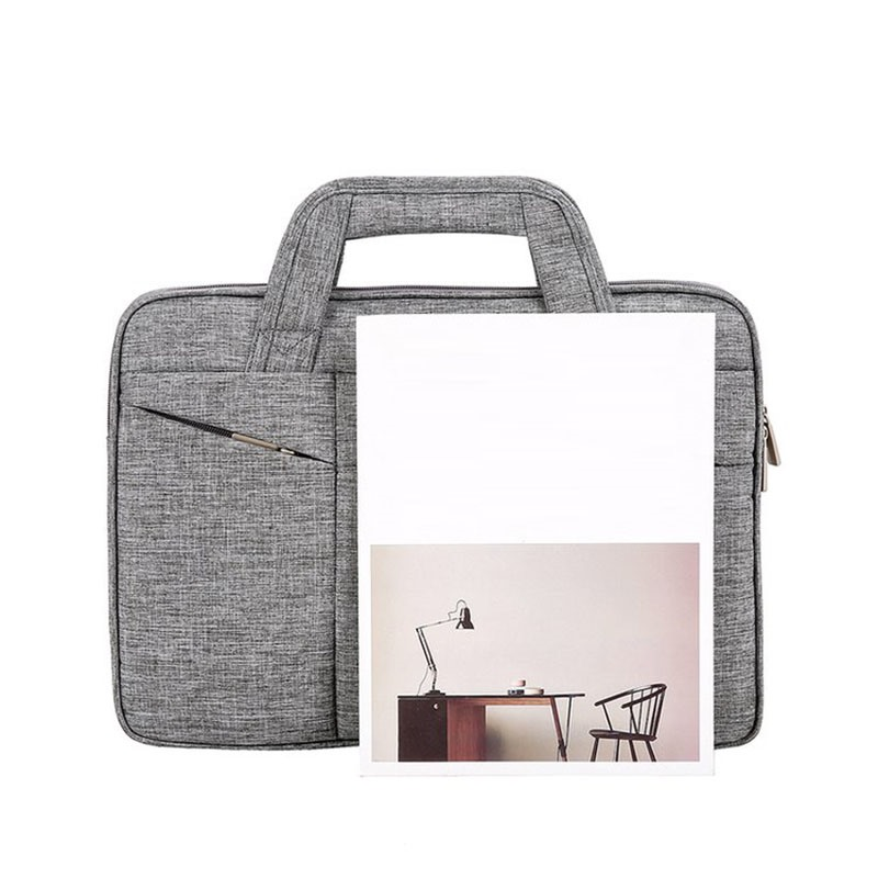 Ericdress Polyester Office Plain Tote Bag Laptop Bags