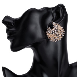 Ericdress Diamante Ring Gift Jewelry Sets