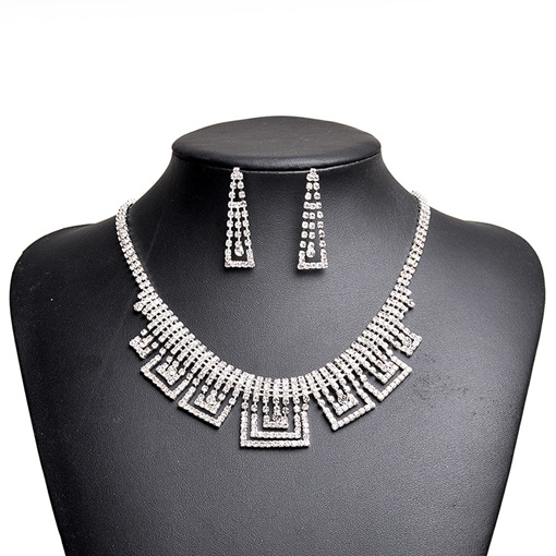 Ericdress Romantic Necklace Party Jewelry Sets