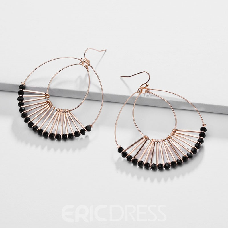 Ericdress E-Plating Alloy Party Earrings