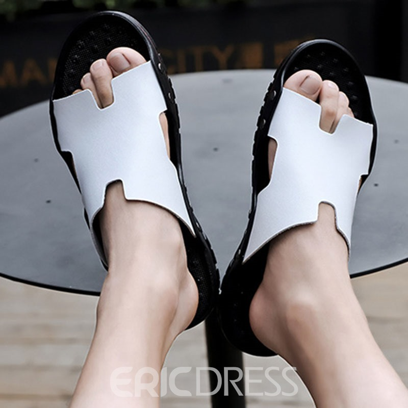Ericdress Summer Plain Slippers