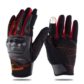 Ericdress Bike Bicycle Gloves Full Touchscreen Breathable Mittens