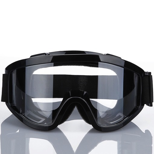 Ericdress Goggles Eyewear PC Lens Windproof Anti-fog Sand Protective