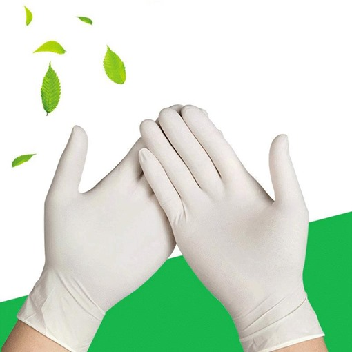 Ericdress Latex Gloves Alkali Laboratory Rubber Household Cleaning Products