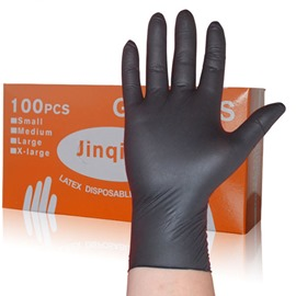 Ericdress 100pcs Disposable Protective Gloves For Men And Women