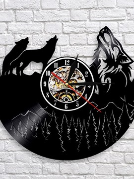 Ericdress Animal Separates Wall Clocks