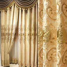 Ericdress Modern European Style Curtains
