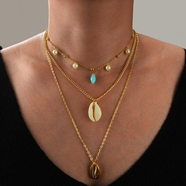Ericdress E-Plating Pendant Necklace Female Necklaces