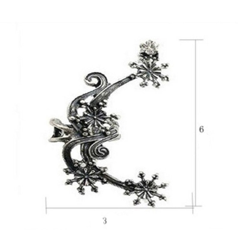 Ericdress Alloy Vintage Holiday Earrings