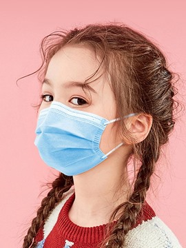 Ericdress 50/package Face Mask Disposable Protective Masks Childrens