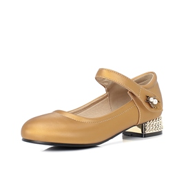 Ericdress Round Toe 3D Velcro Low-Cut Upper Thin Shoes