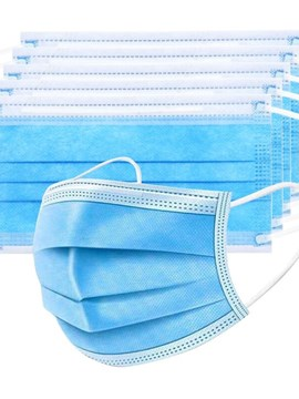 Ericdress 50PCS Common Disposable Face Safety Masks