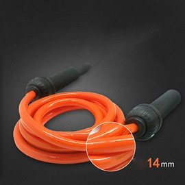 Weight-bearing Gravity Exercise Jump Rope Bold And Heavy Fitness Cardio Jump Rope For Men Women Skipping Training
