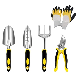 Ericdress Alloy Garden Tool Suit Garden Outdoor Set