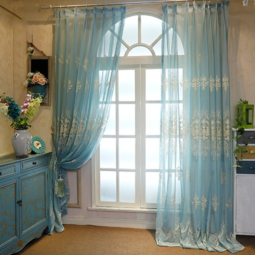 Ericdress Decoration Curtain Modern