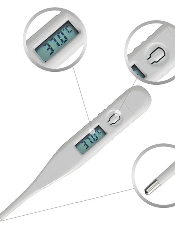 Ericdress Safety Electronic Thermometers Masks