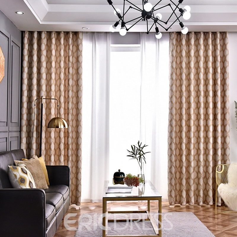 Ericdress Modern Decoration Simple Curtain