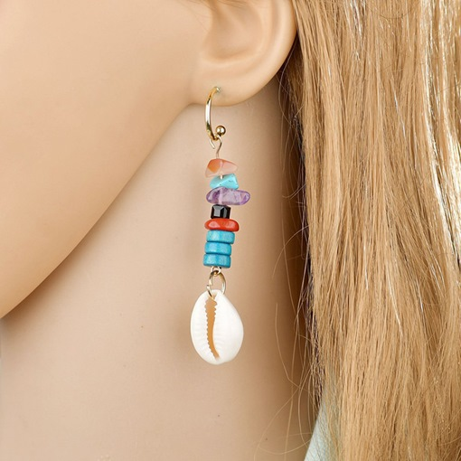 Ericdress Bohemian E-Plating Birthday Earrings