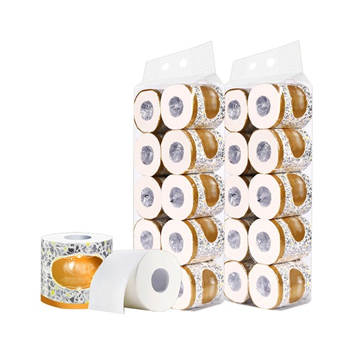Ericdress Clean Cloth Winding Paper Core Roll Household Toilet