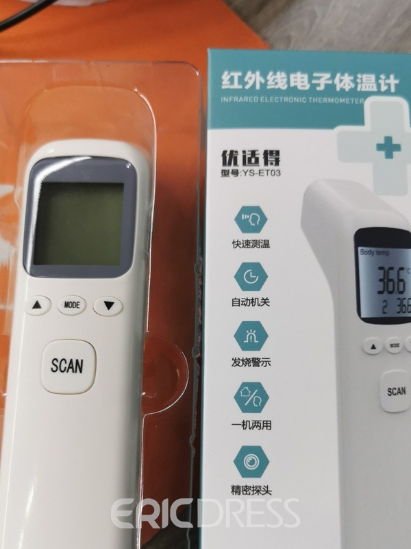 Ericdress Safety Masks Thermometers