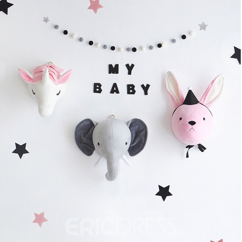 Ericdress Creative Animal Wall Stickers / Wall Decorations