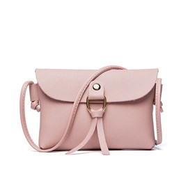 Ericdress Fashion PU Plain Crossbody Bags