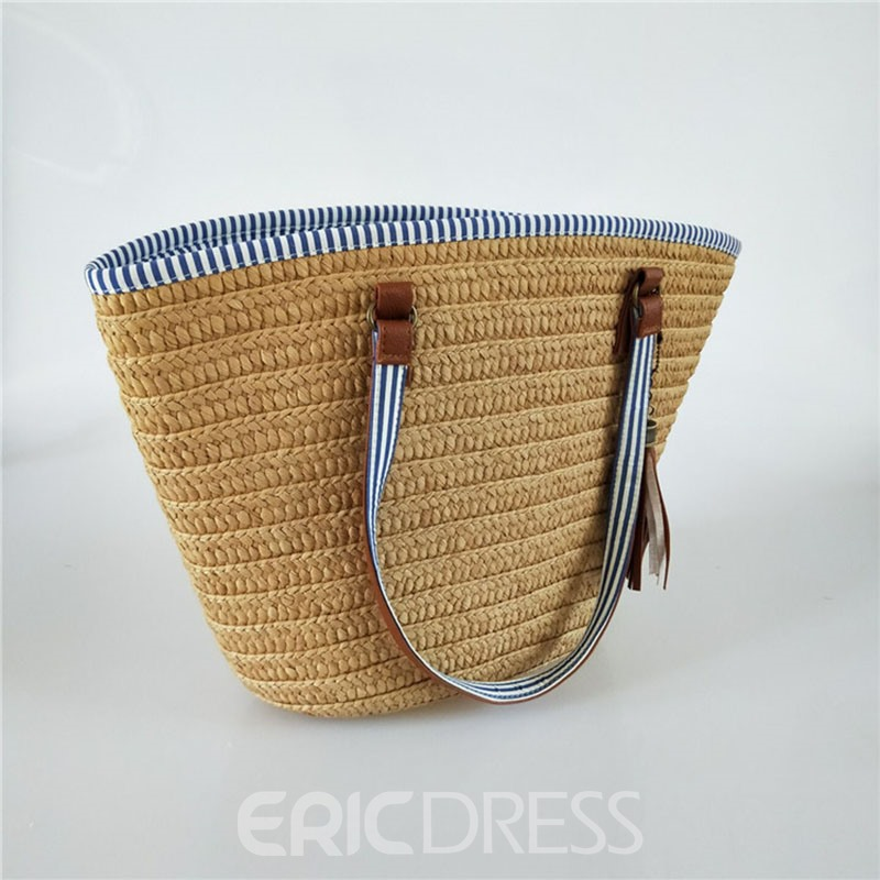 Ericdress Women's Knitted Tote Bags