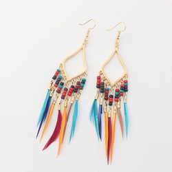 Ericdress Tassel Alloy Anniversary Womens Earrings
