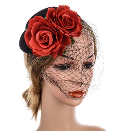 Ericdress Handmade Floral Birthday Hair Women's Accessories