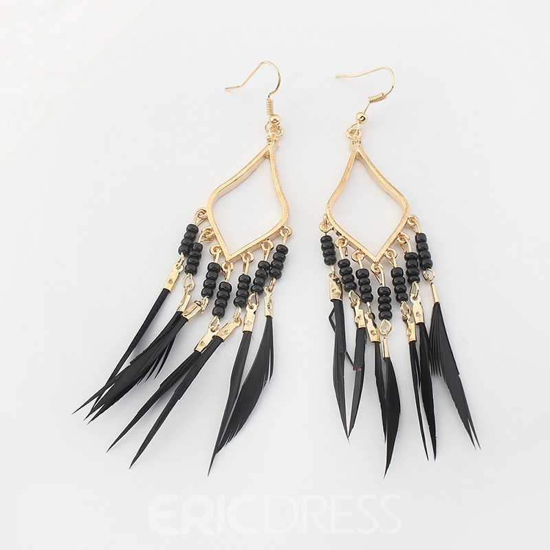 Ericdress Tassel Alloy Anniversary Women's Earrings